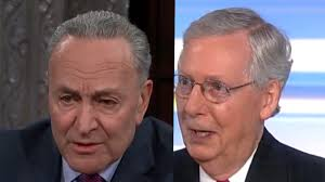 Live Discussion: Moscow Mitch and Chuck Schumer address the Senate