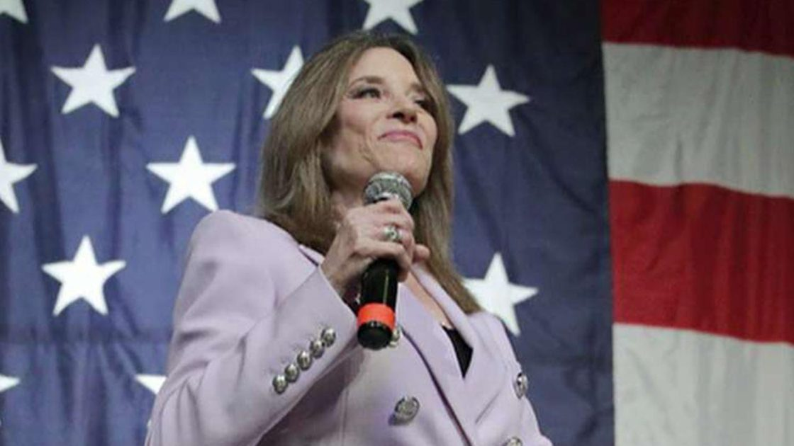 Marianne Williamson Drops Out