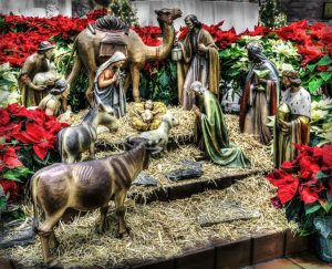 Fire at a Illinois Church destroys Nativity scene; Baby Jesus figurine 'saved'!