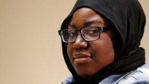 Chicken Express employee sent home for refusing to remove her hijab