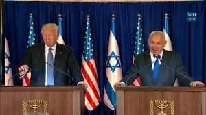 Trump and Bennie hold a presser on Mideast peace plan
