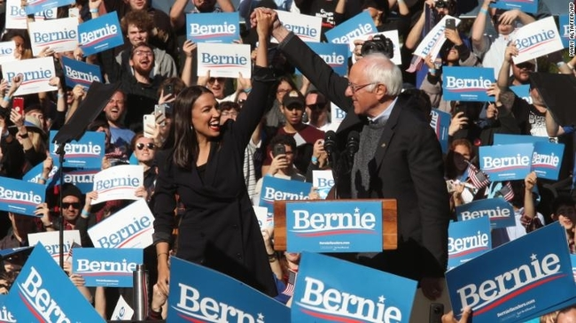 Bernie Sanders Garners Huge Portion of Latino Vote, Rolls Over Competition in Nevada
