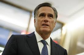 Opinion: Mitt Romney Proving It's Possible to Take on Trump