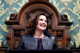 Governor Gretchen Whitmer Previews the Democratic Rebuttal of SOTU
