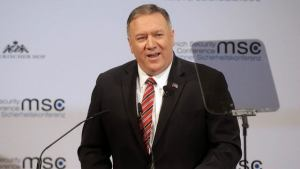 Pompeo Whiplashes on Wuhan Conspiracy