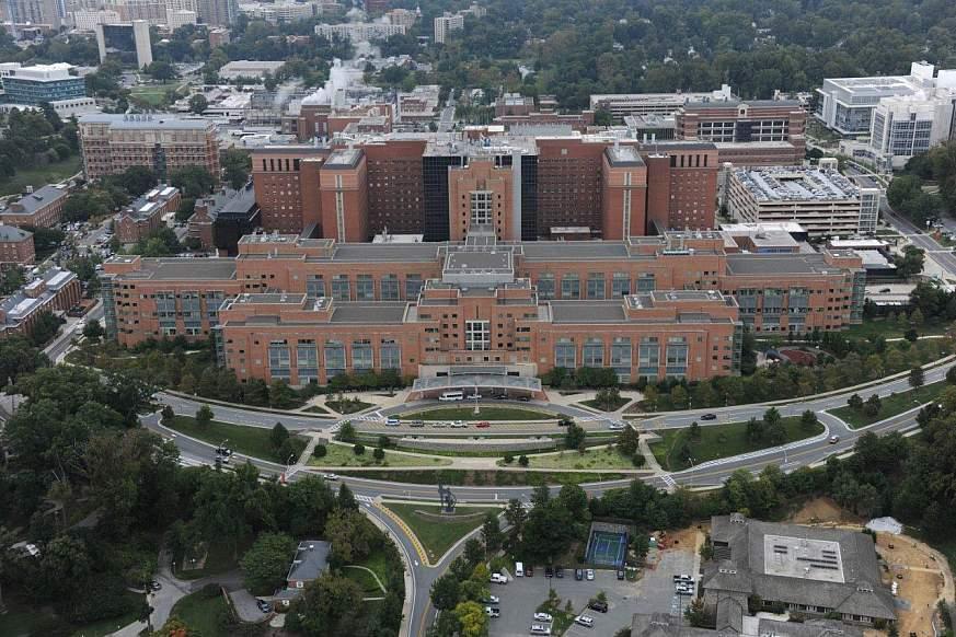 Over two dozen staff member test positive for coronavirus at NIH