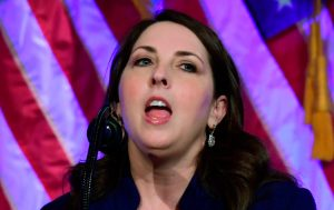 GOP Chairperson Ronna Romney McDaniel tested at Michigan hospital for Coronavirus
