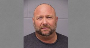 Alex Jones arrested in Texas; charged with a DWI