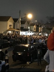 OHIO: Students riot after university's announcement of temporary closure due to COVID-19