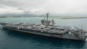 USS Theodore Roosevelt In Guam Pleads for Help With Over 100 Infected Sailors