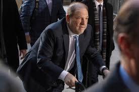 Weinstein Sentenced to 23 Years