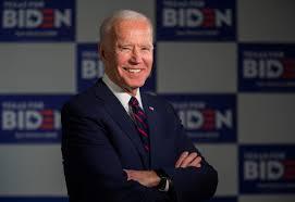 Joe Biden Addresses Coronavirus