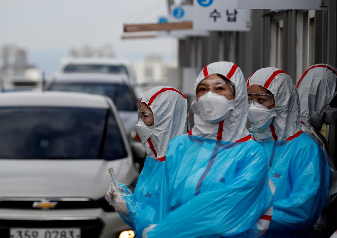 U.S. axed CDC expert job in China months before virus outbreak