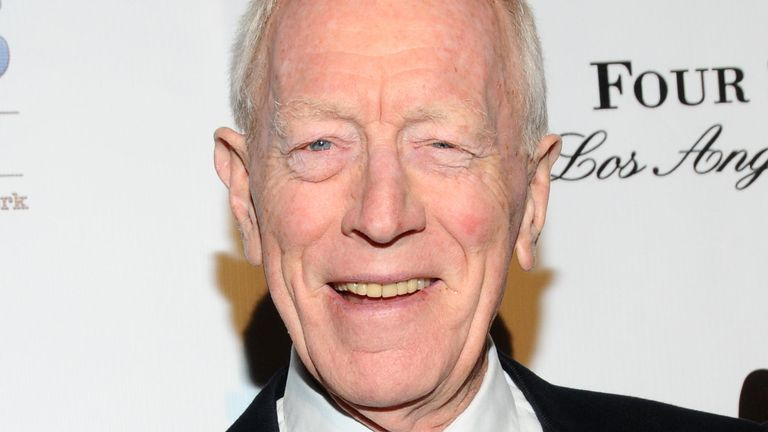 Max Von Sydow: The Exorcist and Flash Gordon actor dies aged 90