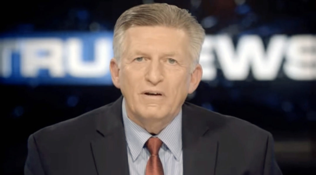 Pastor Rick Wiles Says Bill Gates Is 'Building Lucifer's Antichrist System'!