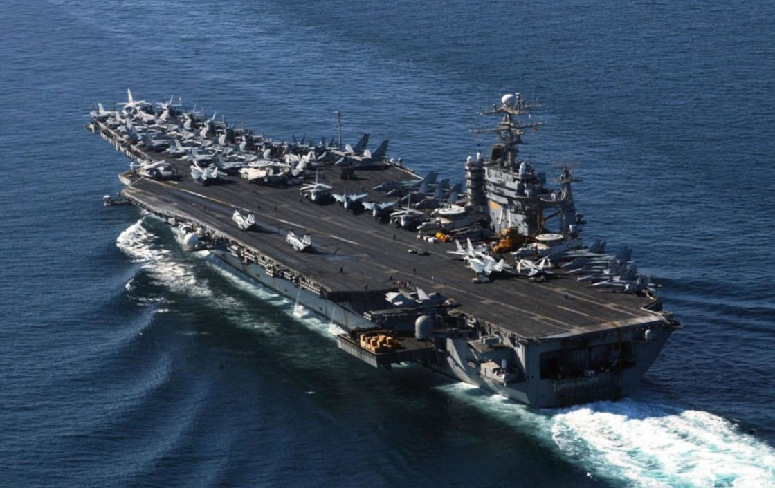 Navy recommends reinstating commander of USS Theodore Roosevelt