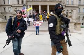Pro-Gun Brothers Head of Groups Using Facebook for Protests