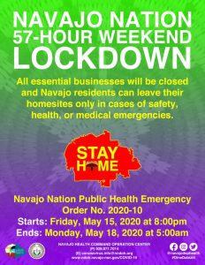 Navajo Nation surpasses New York state for the highest Covid-19 infection rate in the US