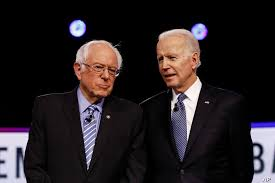 Biden and Sanders Promote Unity With Task Force Leaders
