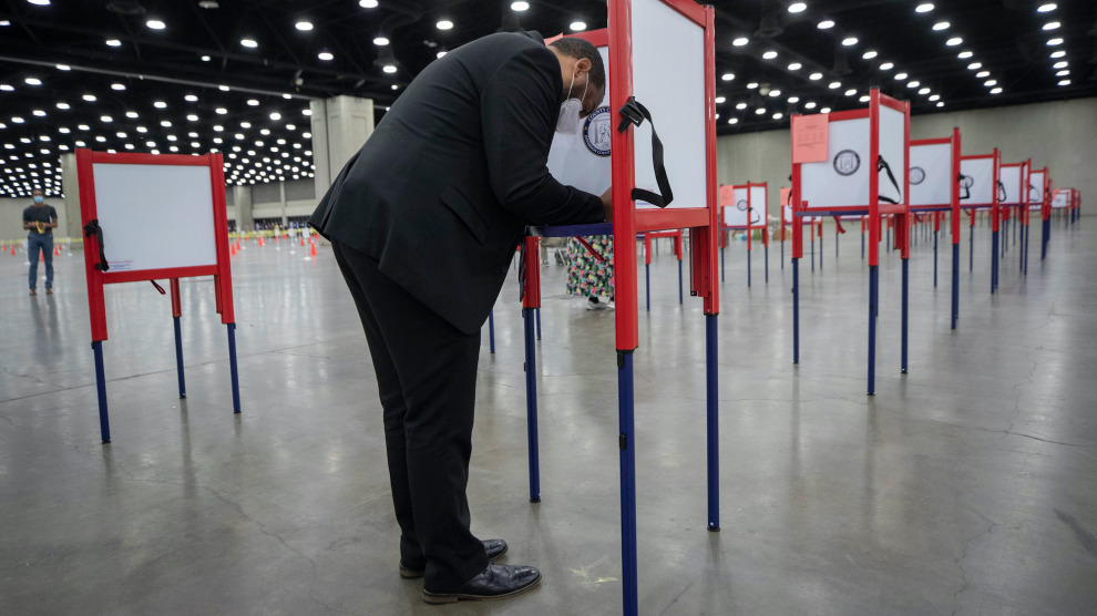 Kentucky Slashes 95% of Polling Places Ahead of Primary Election