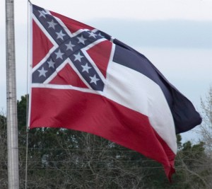 Mississippi governor says he will sign bill, if it passes, to change 'divisive' state flag
