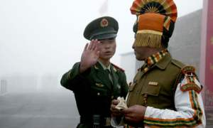 Three Indian soldiers die as China and India bang heads in the Himalayas