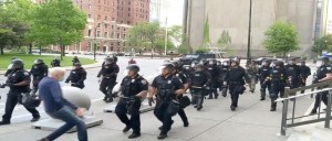 Buffalo Cops Resign From Special Team En Masse In Solidarity With Suspended Officers