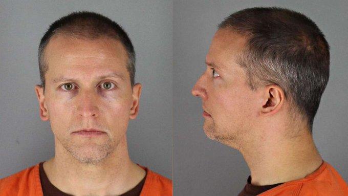 $1.25M bail set for Derek Chauvin in George Floyd's death