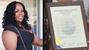 Louisville police fires one officer involved in Breonna Taylor shooting