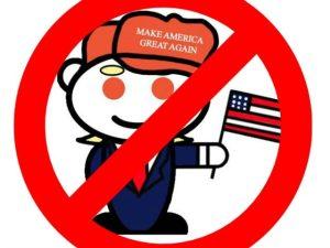 Reddit, Acting Against Hate Speech, Bans 'The_Donald' Subreddit