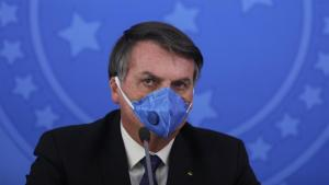 Brazil's Bolsonaro tests positive for Covid 19, says he's taking hydroxychloroquine