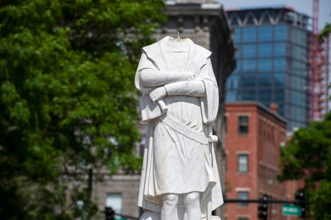 Ohio city becomes sanctuary city for rejected statues