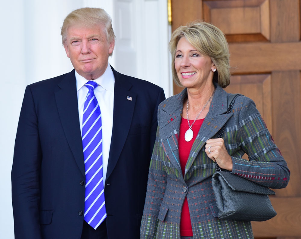 DeVos demands 'fully operational' schools in the fall: 'Not a matter of if'
