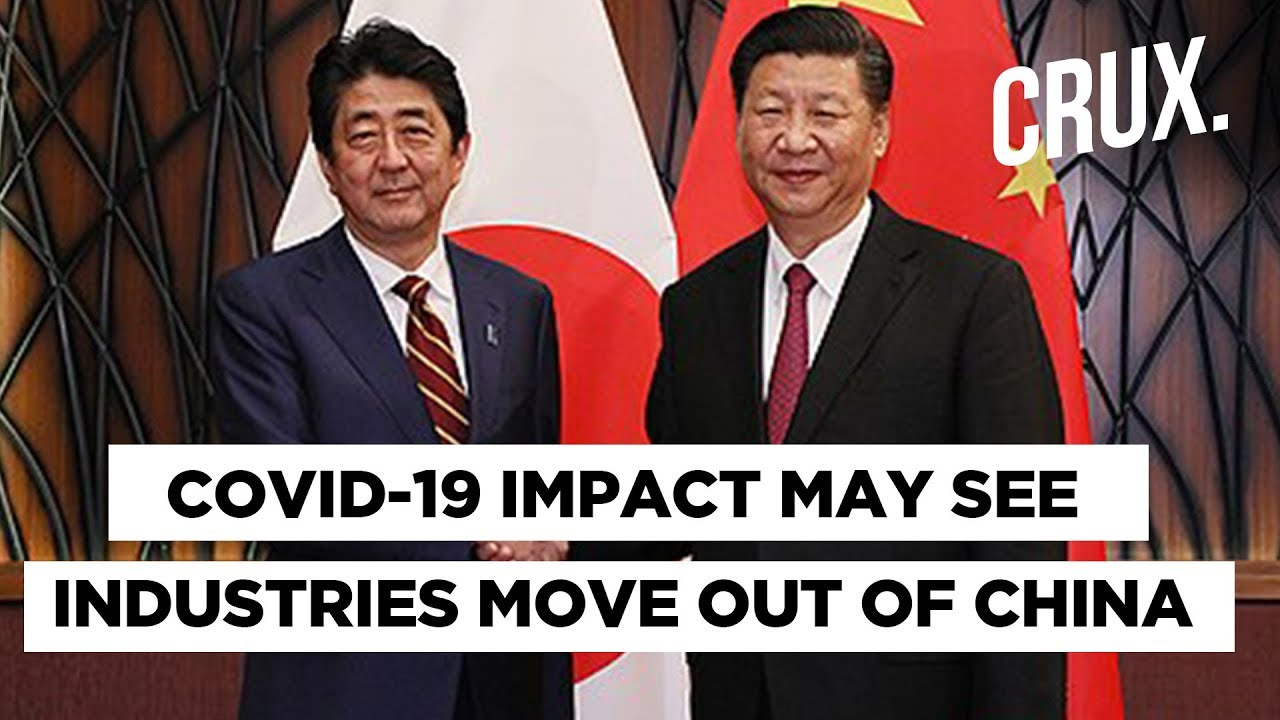 Decoupling from China: Japan to pay its firms to invest at home and in South East Asia