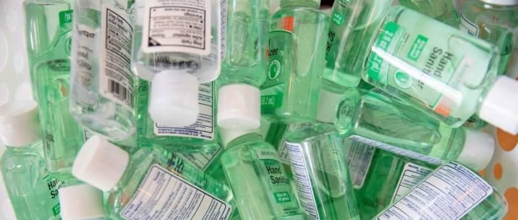 FDA warns consumers to avoid these brands of hand sanitizers