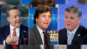 Former Fox 'News' Ed Henry accused of rape and sexual assault; Tucker and Sean  face sexual harassment claim
