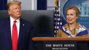 Trump attacks Dr. Birx over Pelosi, COVID-19 remarks: 'Pathetic'