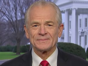 Peter Navarro claims the Lord created Executive Orders; Larry Kudlow doesn't understand them