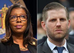 New York A.G. Letitia James Files Legal Action Against Trump Organization