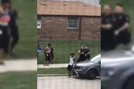 Police Shoot Black Man in Wisconsin