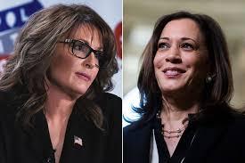 Sarah Palin Offers Kamala Harris Advice