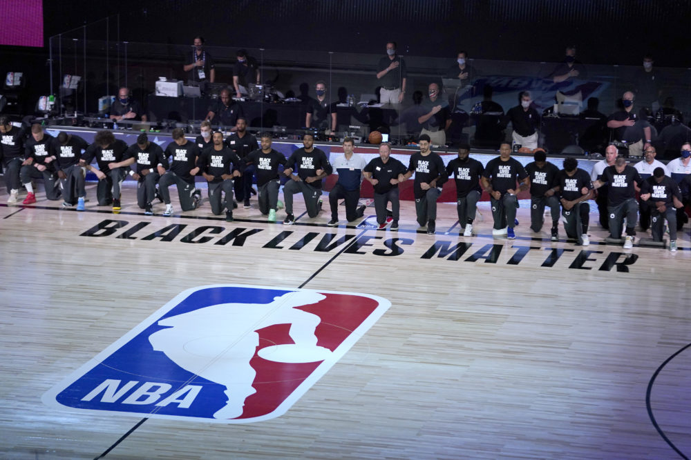 NBA playoff games postponed in protest of the shooting of Jacob Blake