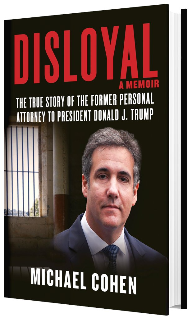 The foreword for Michael Cohen's book is out — and it contains allegations of deviant sex acts and a backchannel to Putin