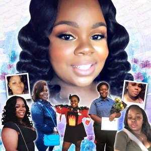 Breonna Taylor decision: arrests as protesters take to streets for second night