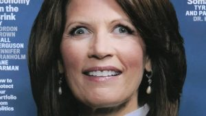 Michele Bachmann: The Bible warned that 'transgender Black Marxists' would try to elect Biden!