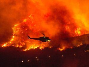 Historic Wildfires Rage: California, Washington, Oregon: Blackouts, Rescues, Evacuations