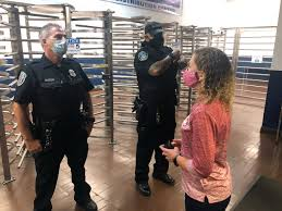 Wasserman Schultz Blocked By Postal Service Police From Entering Sorting Facility