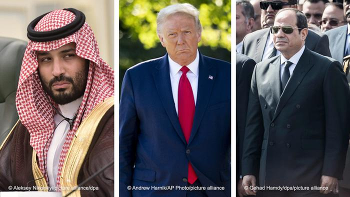 Arab autocrats stand to gain from Trump reelection
