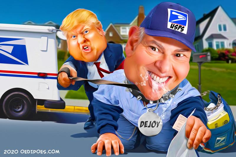 Federal judge will block USPS policy changes nationwide