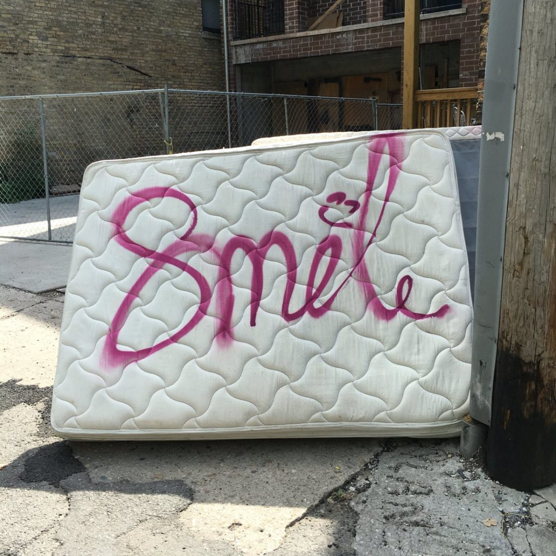 OHIO: Youngstown is the Abandoned Mattress Capitol